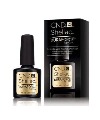 Top Coat Shellac Duraforce