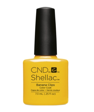 Shellac Banana Clips