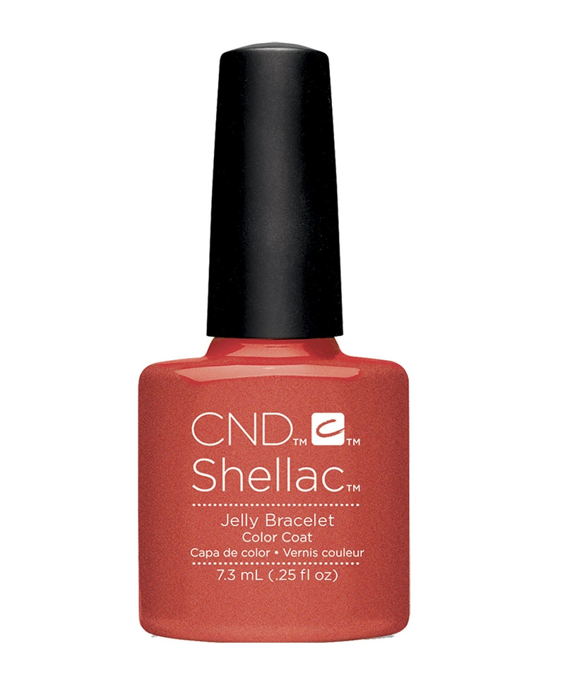 shellac jelly bracelet vernis semi permanent collection new wave. Black Bedroom Furniture Sets. Home Design Ideas