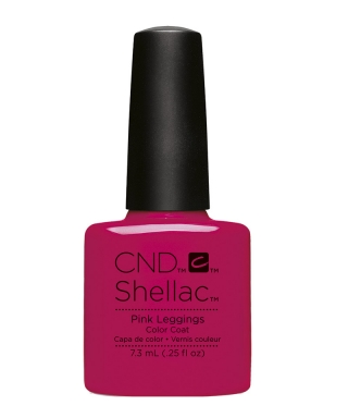 Shellac Pink Leggings