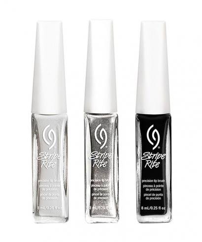 Liner Nail Art - Noir