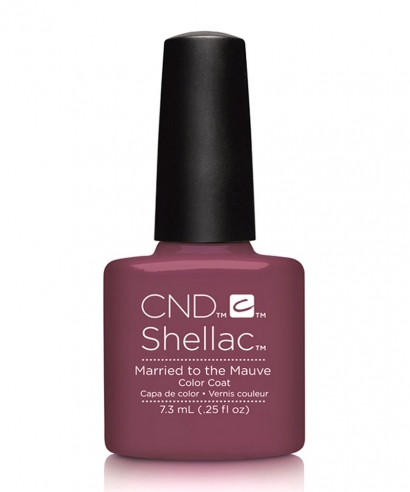 Shellac Married to the Mauve