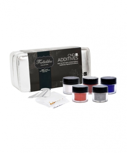 Coffret CND Additives - Forbidden