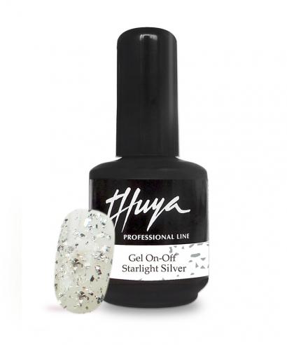 Thuya Gel on-off - Starlight Silver