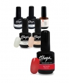 Kit Thuya gel on-off - Rouge glamour
