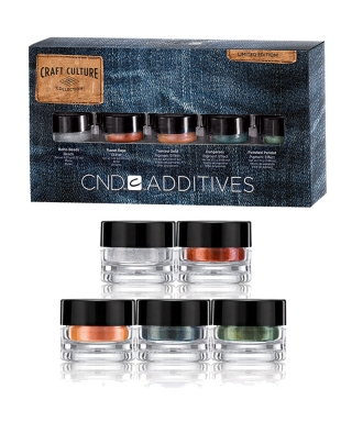 Coffret CND Additives - Craft Culture