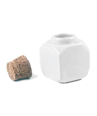 Pot céramique bouchon liège