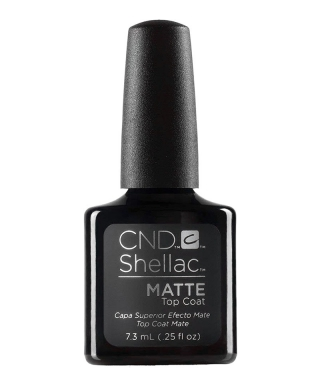 Top Coat Shellac Matte