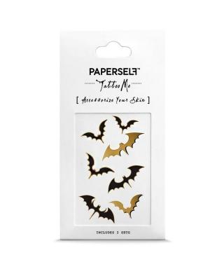 Tatouage éphémère - Bat