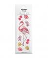 Tatouage éphémère - Flamingo