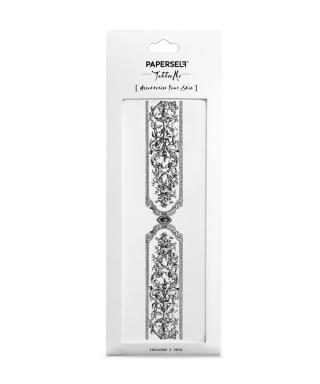 Tatouage éphémère - Floral Baroque Bracelet