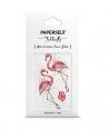 Tatouage éphémère - Mini Flamingo