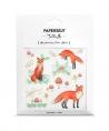 Tatouage éphémère - Mr Fox