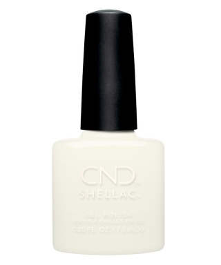 Shellac White Wedding