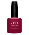 Shellac Rebellious Ruby
