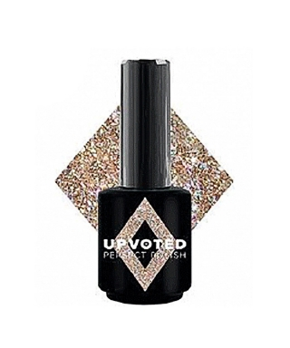 Gel Polish Upvoted Shooting Star