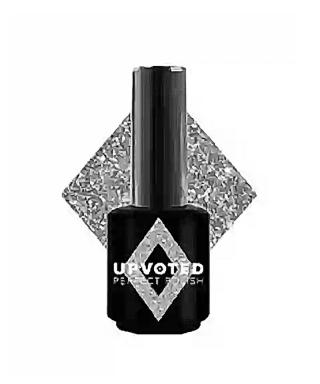 Gel Polish Upvoted Like a Diamond