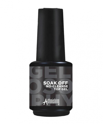 Top Coat - Gel polish Astonishing Gelosophy