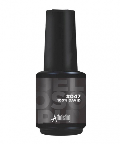100% David - Gel polish Astonishing Gelosophy