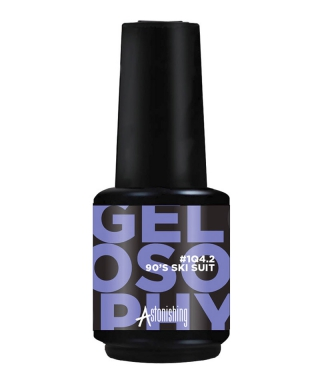 90' Ski Suit - Gel polish Astonishing Gelosophy