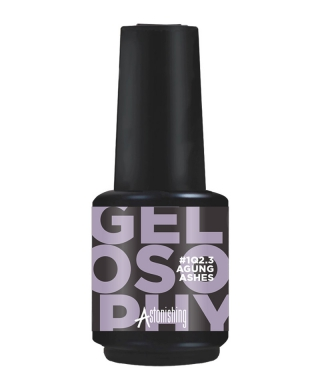 Agung Ashes - Gel polish Astonishing Gelosophy