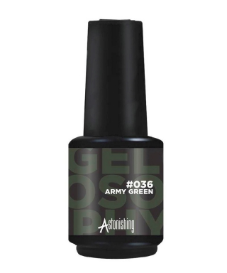 Army Green - Gel polish Astonishing Gelosophy