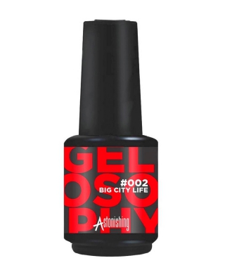 Big City Life - Gel polish Astonishing Gelosophy