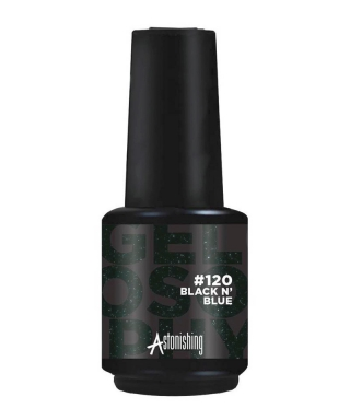 Black N'Blue - Gel polish Astonishing Gelosophy