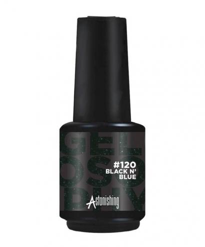 Black N'Blue - Gel polish Astonishing Gelosophy