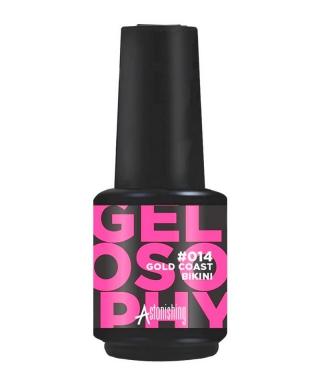Gold Coast Bikini - Gel polish Astonishing Gelosophy