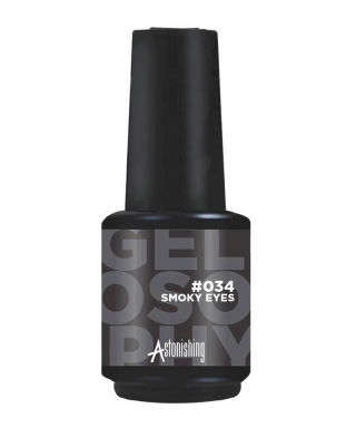 Smoky Eyes - Gel polish Astonishing Gelosophy