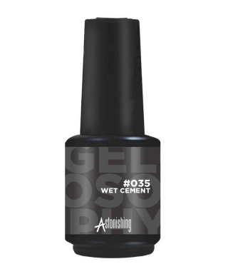 Wet Cement - Gel polish Astonishing Gelosophy