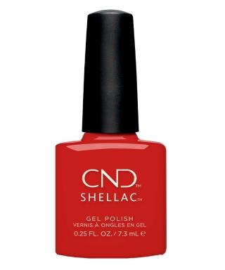 Shellac Devil Red
