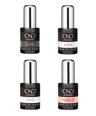 CND Plexigel - Pack 4 produits