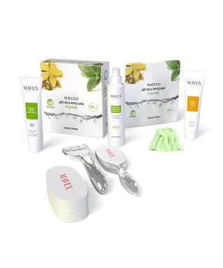 Calluspeeling Vegetal - Kit 10 poses