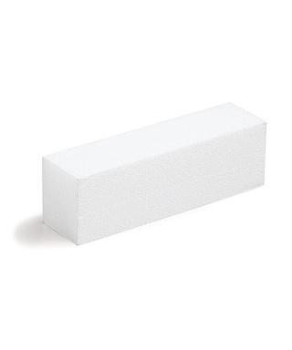 Bloc polissoir blanc