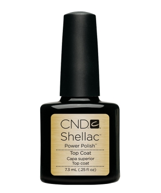Top Coat Shellac