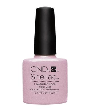 Shellac Lavender Lace
