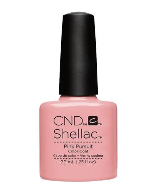 Shellac Pink Pursuit