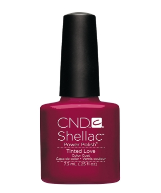 Shellac Tinted Love