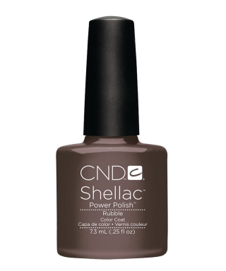 Shellac Rubble