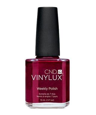 Vinylux Crimson Sash
